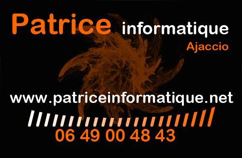 Patrice Informatique Ajaccio