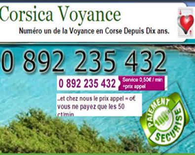 Voyantes du Cabinet Corsica voyance