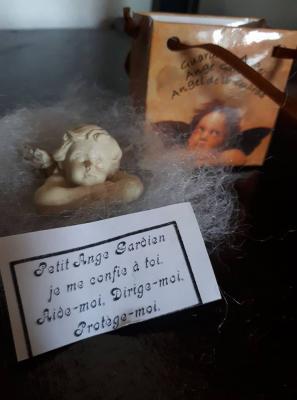 Buste d'Ange